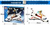 Космический летательный аппарат многоразового использования малышей преграждает модельную игрушку