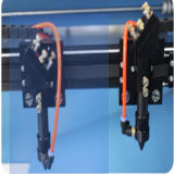 Laser-Stich und Ausschnitt-Maschine Jieda