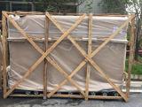 Porta de dobramento telescópica elétrica do aço inoxidável da cerca
