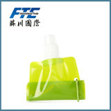 Eco-Friendly 여행 480ml PE Foldable 물병
