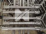 Piezas de carga del horno del dispositivo de la capa múltiple material de acero