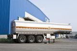 Kraftstoff-Tanker-Sattelschlepper 2017 der China-Marken-3axle 25-60m3 für Verkauf