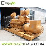 Дизель выхода 700kw AC трехфазный - приведенный в действие генератор