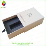 Коробка подарка ювелирных изделий ящика печатание кроны упаковывая твердая