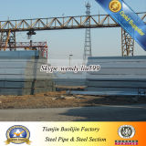 Bs1387 Q235 ERW 최신 담궈진 직류 전기를 통한 정연한 구조 관