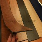 スリップ防止贅沢なビニールの板のフロアーリング