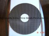 Constructeur plat d'écran de fil de cale