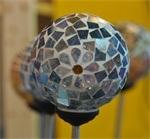 Mosaik-Lampe S6011