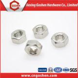 Noix Hex de Ss304/316 B8 /B8m DIN934