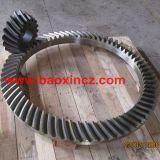 Engranaje cónico espiral grande de 36 moldes