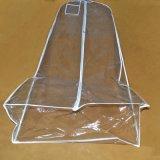 Coperchi della plastica del PVC per il coperchio trasparente dell'abito del sacchetto di indumento del vestito