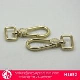 Crochet de rupture d'émerillon en métal pour des sacs à main
