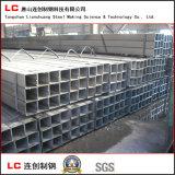 Tubo de acero rectangular del carbón común