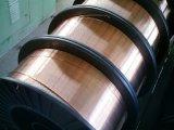 Prix de fils de soudure d'acier doux, fil de soudure Er70s-6 protégé du gaz