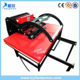 Máquina de transferência de calor manual de alta pressão de grande formato (70X100cm)