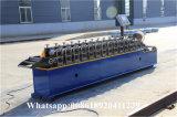 Puerta al aire libre industrial del obturador del laminado de acero que hace la máquina