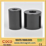 Radiaal Gemagnetiseerd Met een laag bedekkend de Zwarte EpoxyMagneet van de Ring, Permanente Magneet, de Magneet van de Ring van het Neodymium van de Generator N35, N38, N40, N42, N45, N48, N50, N52