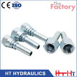 Ajustage de précision hydraulique d'acier inoxydable avec la norme d'Eaton
