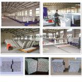 Tarjeta de emparedado móvil del cemento de la máquina de moldear EPS de Tianyi