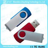 Logo personnalisé Hot Sale Swivel Twist USB Flash Drive (ZYF1257)