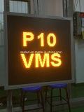 Nse P25 LED 가득 차있는 매트릭스 12V 태양 에너지 공급 트레일러 Vms를 가진 휴대용 전보국