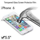 """Protector de la pantalla del vidrio Tempered para iPhone6 más 5.5 """""""