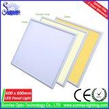 Lampe de panneau de Ce&RoHS AC85-265V 60X60cm 48W DEL/lumière carrées