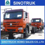 25ton Trucks, 지부티에 있는 Sinotruk HOWO 6X4 371HP Tractor Truck