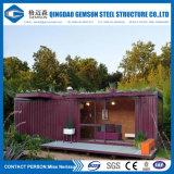Het gecombineerde Huis van de Container met de Structuur van het Staal