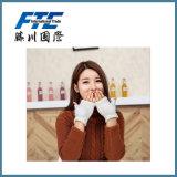 Qualitäts-Form-Handschuhe mit fünf Fingern geben Größe frei