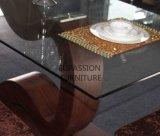 Tableau dinant en verre moderne conçu neuf