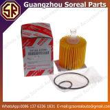 Filtro dell'olio automatico di alta qualità 04152-31090 per Toyota