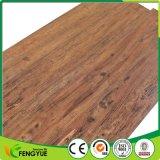 Pavimentazione di sguardo di legno del vinile del PVC del rivestimento UV del materiale da costruzione
