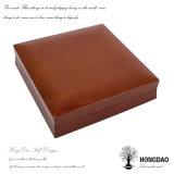 Doos van de Halsband van de Vrouwen van Hongdao de Houten voor Decoratie Gift_D