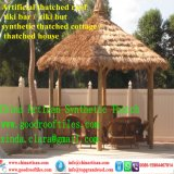 Het natuurlijke Kijken uv-Bescherming Kunstmatige Bali Synthetisch met stro bedek Dakwerk