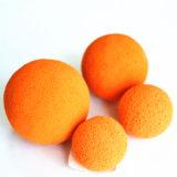 Bola de la limpieza de la esponja de la bola de la peladura para la limpieza del tubo del condensador