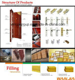 Portello d'acciaio esterno del ferro di vendita del metallo caldo di obbligazione esterna