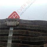 Clip de las extensiones del pelo en pelo sintetizado del pelo con buena calidad