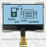 Stn grafischer positiver Typ einfarbige LCD-Bildschirmanzeige 176X72