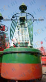 De mariene Boei van de Navigatie van de Platen van het Staal