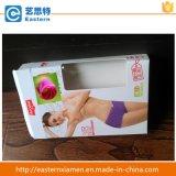 Caixa de papel do indicador do PVC para o roupa interior