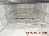 Conteneur de réservoir d'eau potable de catégorie comestible de plastique renforcé par fibre de verre