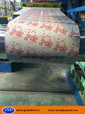 Flor PPGI impreso diseño de China