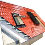 기계를 형성하는 고대 기와 지붕 위원회 롤