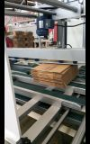 Pliage de cartons ondulé automatique collant la machine