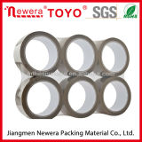 High Adhesive Flat Pack BOPP Carton Packing Adhesive Tape