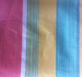 Poli coperchio di Tarpaulian tessuto tre colori