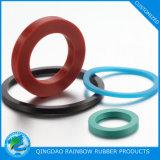Kundenspezifischer Silikon-Gummi-Scheuerschutz der Serien-bunter NBR EPDM