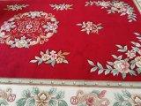 Gute Qualitätsorientalische Wolle-Bereichs-Wolldecken, Teppich-Fliese