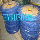 Tuyau tressé de pulvérisateur flexible de PVC, tuyau en spirale de PVC, tuyau d'aspiration de PVC